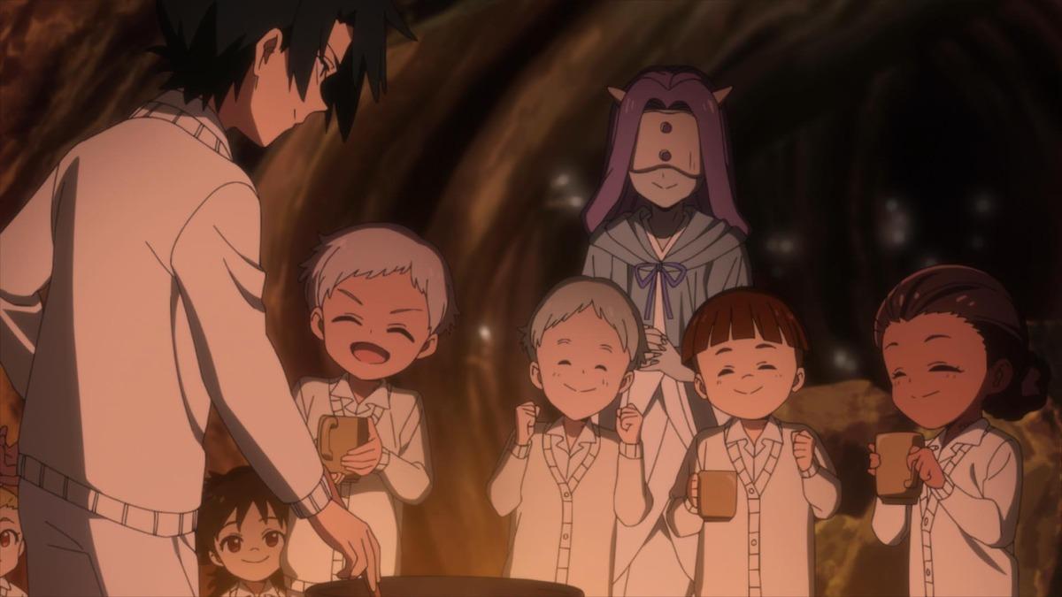 EPISODE2 - STORY | TVアニメ「約束のネバーランド」Season2