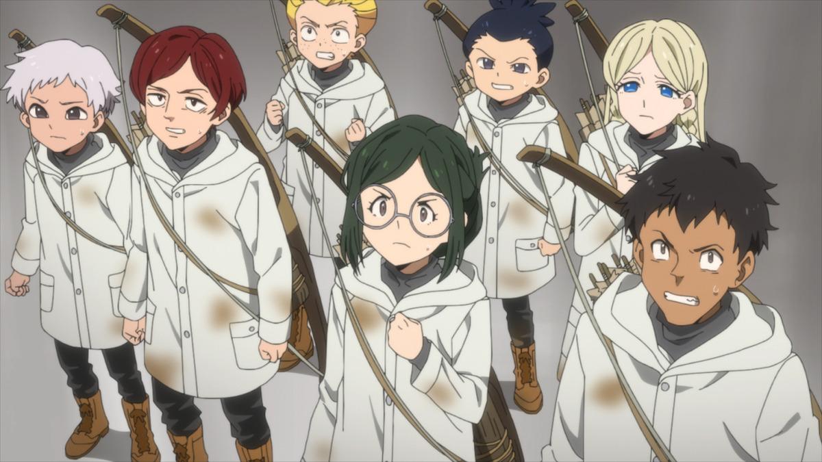 Episode10 Story Tvアニメ 約束のネバーランド Season2